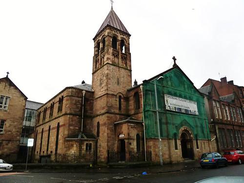 St. Anthony's R.C.Church, Govan