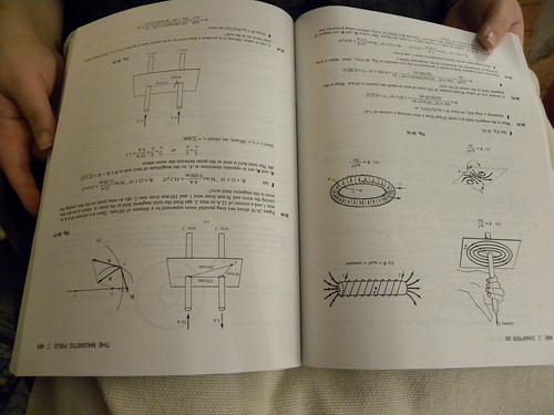 Upsidedown book