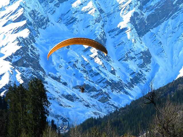 Vacations in Himalaya