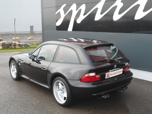 1999 M Coupe | Cosmos Black | Kyalami Orange/Black