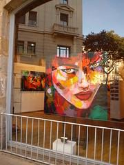 exposición de cuadros Francoise Nielly
