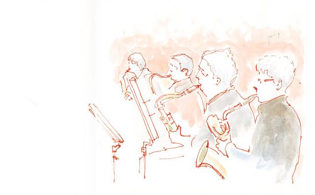 Frauen Blas Orchester1