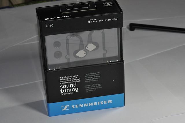 Test Sennheiser Ie80 Labo Des Tests Du Site Generationmp3