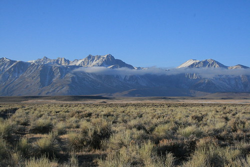 Nevada, Near Boundary Peak