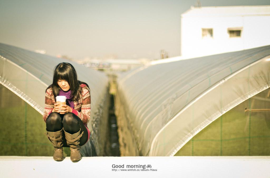 早安.晨之美
