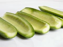 Cucumber Martinis 5