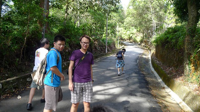 Hike Penang Hill And Ride Rapid Penang Back