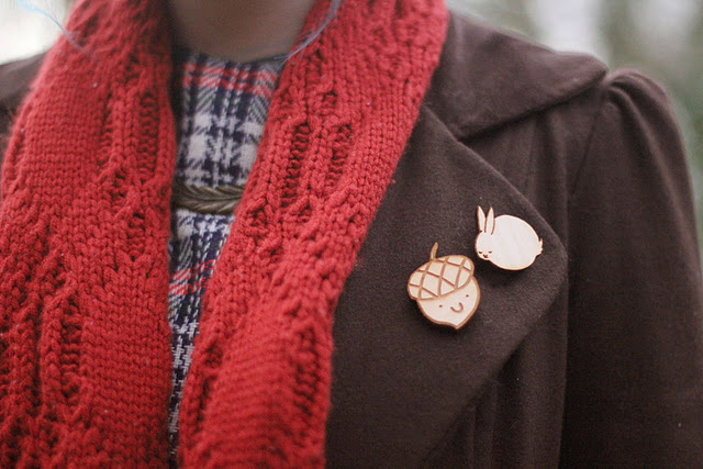 What I Wore: Layered - photo by Kaylah Doolan of the Dainty Squid blog 3