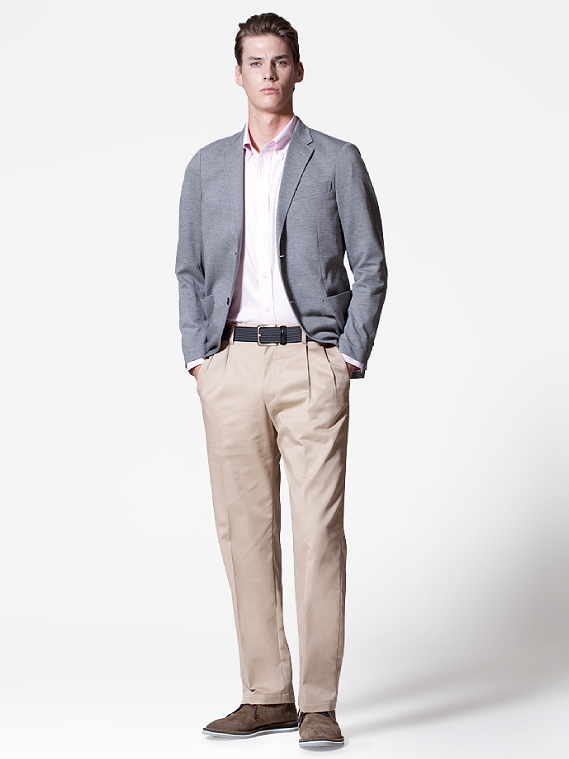 UNIQLO EARLY SPRING STYLE FOR MEN 2012_010Tim Meiresone