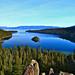 Emerald Bay by Liping Photo
