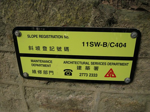 Slope Registration
