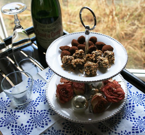 truffles for the new year