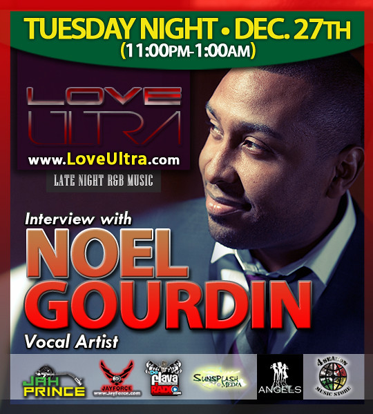 Love Ultra Noel Gourdin Interview