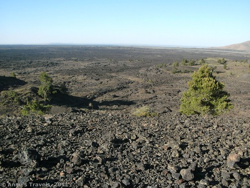 Big Crater Trail, Craters of the Moon National Monument, Idaho