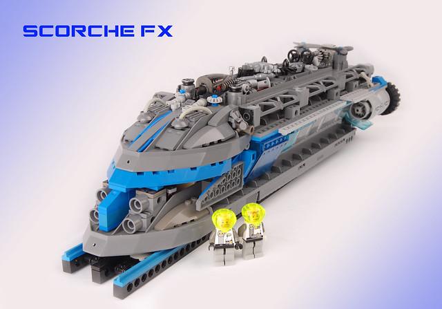 SCORCHE FX (BARS)