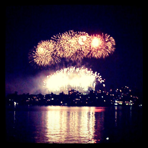 Happy New Year Sydney!!!