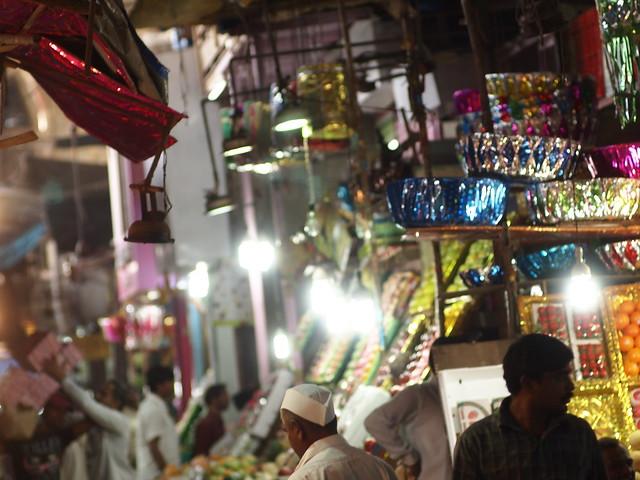 Mahatma Jyotiba Phule Market a.k.a. Crawford Market, Mumbai, Dec 2011. 1-208