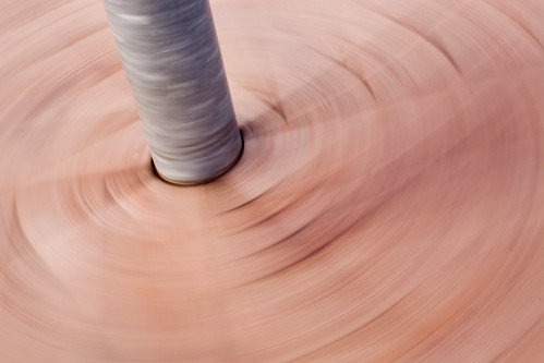 986/1000 - Spinning by Mark Carline