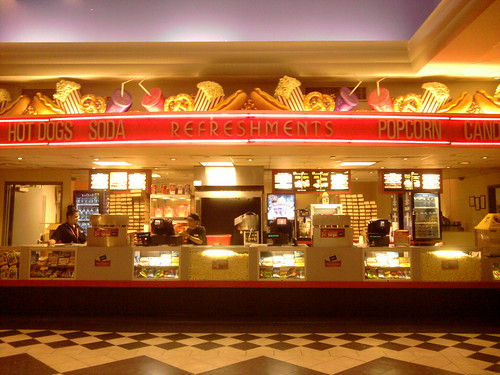Movie Theatre Popcorn by SHOTbySUSAN