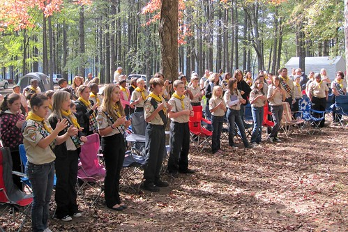 Camporee Sabbath Service