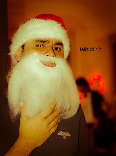 91/366: feliz 2012