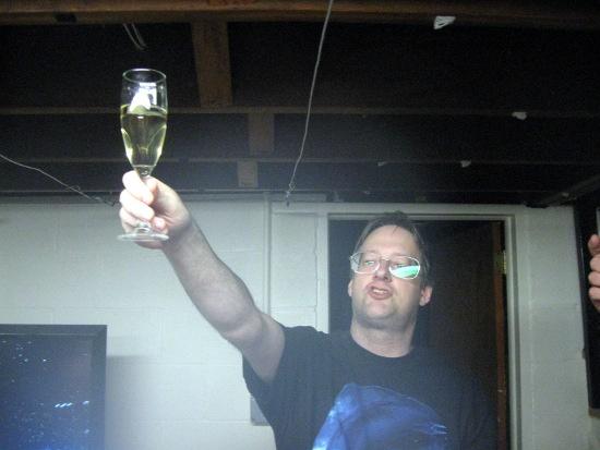 Toast to 2012