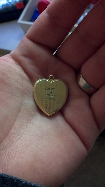 My Grandmother's Locket