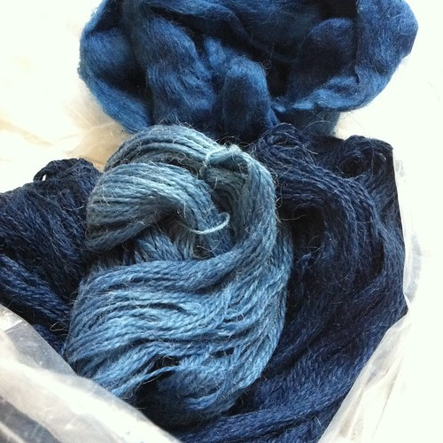 yarn and roving