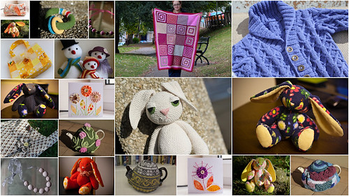my craft 2011 by crochetomania