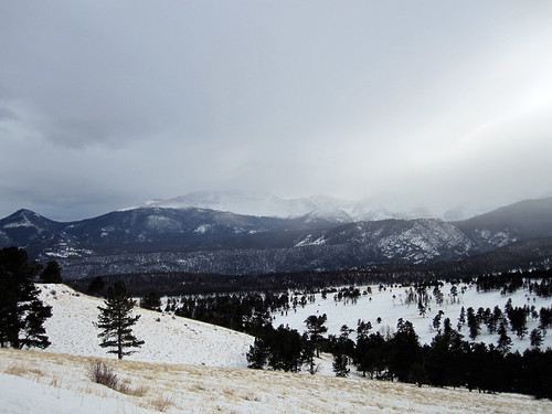 Rocky Mountain National Park Colorado - February 2011