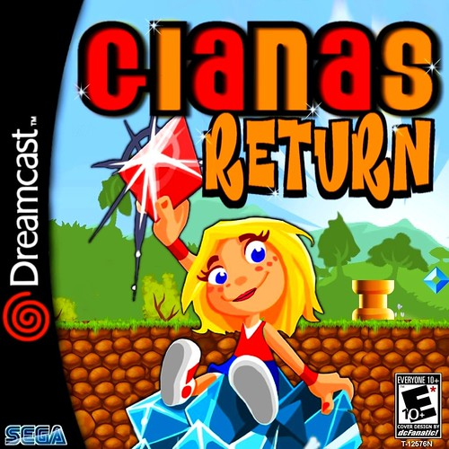 Giana's Return by dcFanatic34