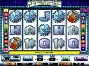 Platinum Pyramid slot game online review