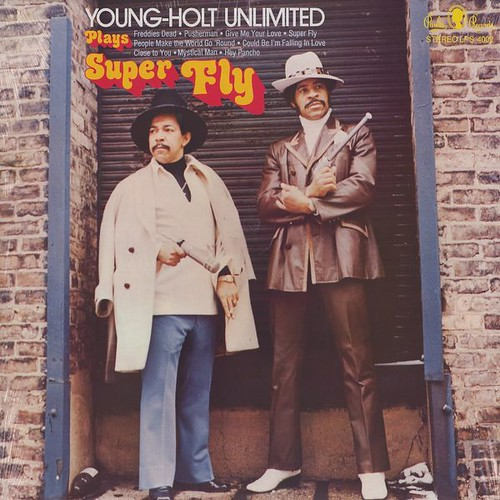 Young-Holt Unlimited – Plays Super Fly - front
