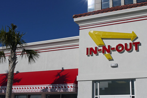 In-N-Out Burger in Dallas