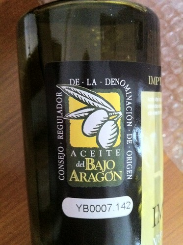 Aceite Virgen Extra Impelte Denominación Origen Bajo Aragón