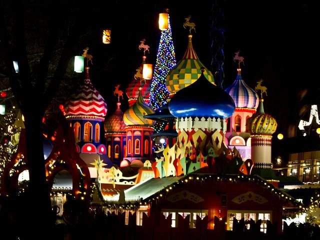 Little Russia - Tivoli Gardens - Copenhagen