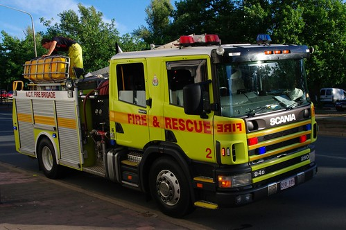 Fire and Rescue - Australian Capital Territory (ACT) Fire Brigade