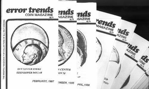 Error Trends Coin Magazine