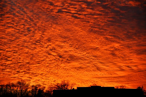 winter light sunset sky orange sun sunlight black color texture silhouette clouds dark evening bright dusk january textures glowing molten onfire skytheme