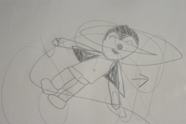nico's self portrait