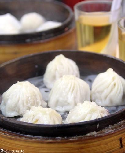 Típico restaurante chinês