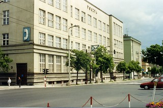 POCZTA - Post Office, Gdynia  June 1995