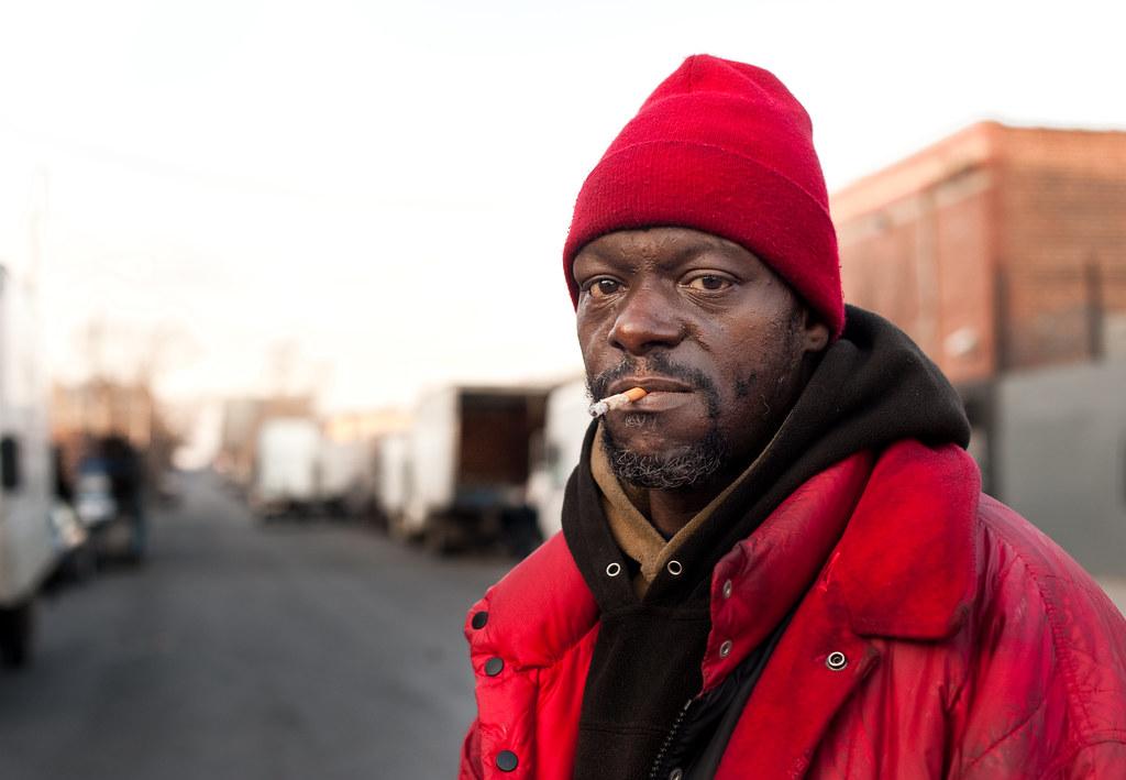 Wayne: Hunts Point, Bronx
