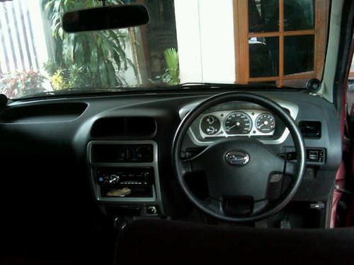 Daihatsu Taruna FGX OXXY Tahun 2005 Akhir