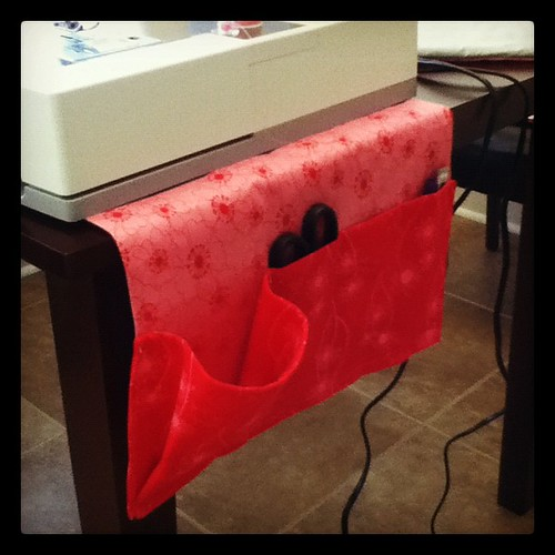 Sewing Caddy by cmgsweet