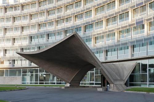 Siège de l'UNESCO, Paris