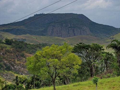 Mountain range of the Nascéia