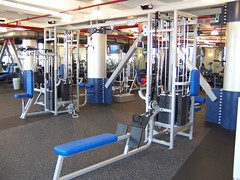 Anheuser-Busch Bevo Employee Fitness Center Conversion