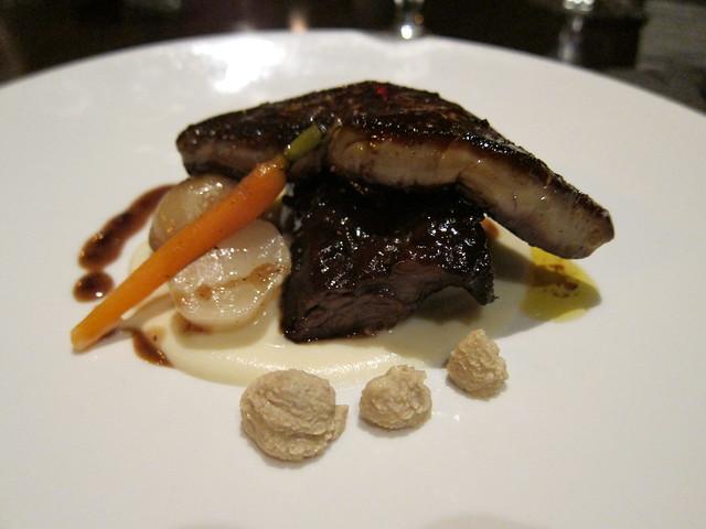 Foie + Short Rib