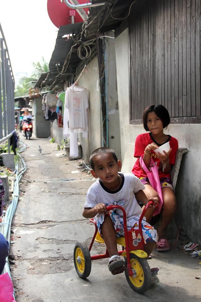 Yommarat in Bangkok, Thailand